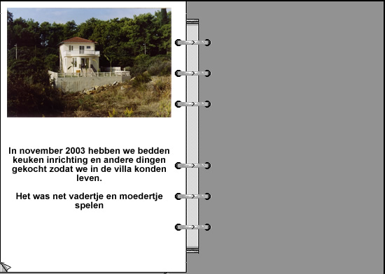 2003 oplevering